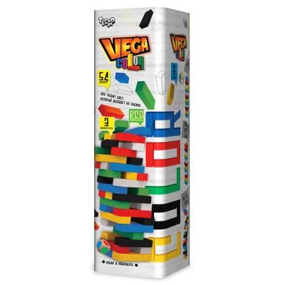 Vega Color «VEGA COLOR» - Новая версия игры не только научит следить за балансом, быть собранным и очень аккуратным, но и поможет…