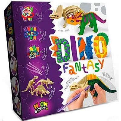 """Креативная творчество """"Dino Fantasy"""", 02 - Danko Toys — фото N1  DANKO TOYS Креативная творчество """"Dino Fantasy"""", 02 - Danko Toys"""