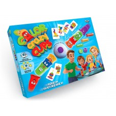 Color Crazy Cups «Color Crazy Cups» - это интуитивно понятные правила, яркое оформление игры, большой набор цветных колпачков и ограничение во времени!