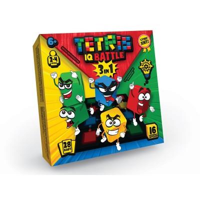 Tetris IQ Battle 3в1 Tetris IQ Battle - это комплекс веселых развивающих игр, которые отвлекут от гаджетов и не дадут заcкучать!