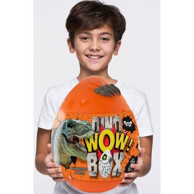 Dino WOW Box «Dino WOW Box» - это настоящая МЕЧТА, в которой есть всё, и даже больше!