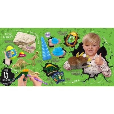 Dino Surprise Box «Dino Surprise Box» - это настоящая МЕЧТА, в которой есть всё, и даже больше!