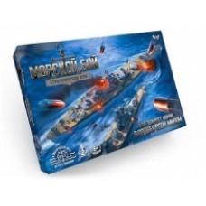 Настольная игра МАЛАЯ Морской Бой Битва Адмиралов DANKO TOYS