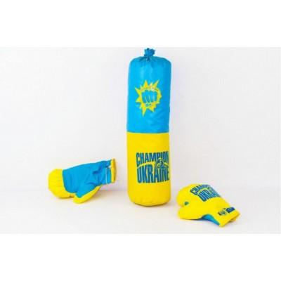"""Детский боксерский набор Danko Toys """"Украина"""""""