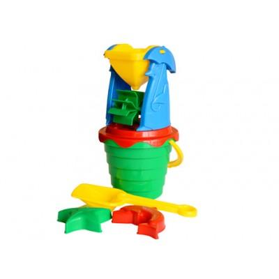 Игрушка Мельница 4 ТехноК арт.1370 оптом