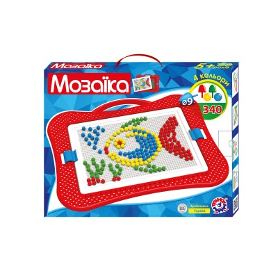 "Игрушка ""Мозаика 4 ТехноК"", арт. 3367 оптом"
