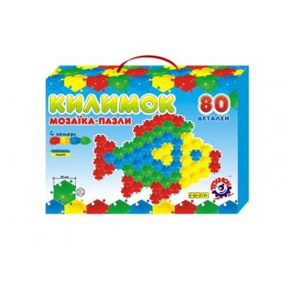 Игрушка мозаика-пазлы Коврик ТехноК арт.2933 оптом