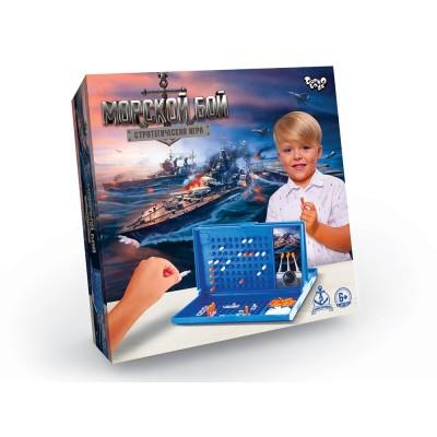 Морской бой Морской бой - классическая интеллектуальная игра, где вам предстоит морская битва против флота соперника Командуйте своей флотилией!