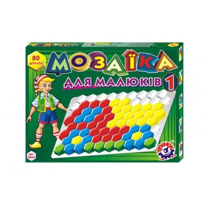 Игрушка Мозаика для малышей 1ТехноК арт.2063 оптом