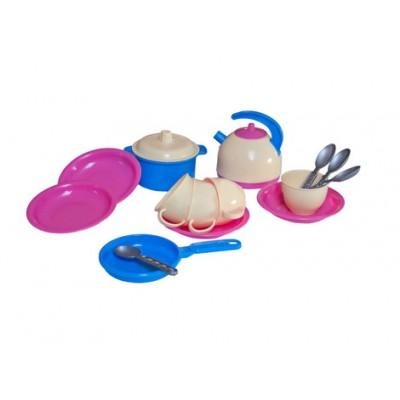 Игрушка посуда Маринка 5 ТехноК арт.1134 оптом