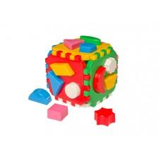 Игрушка куб Умный малыш ТехноК арт0458