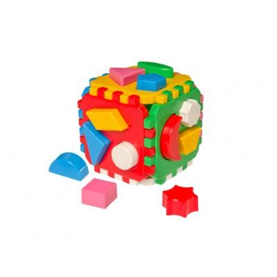 Игрушка куб Умный малыш ТехноК арт.0458 оптом