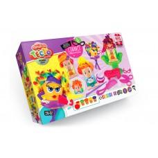 Тесто «Парикмахер» «MASTER DO» это набор креативного творчества, разработанный и предназначенный для детей и взрослых Его уникальность заключается в составе самого материала…
