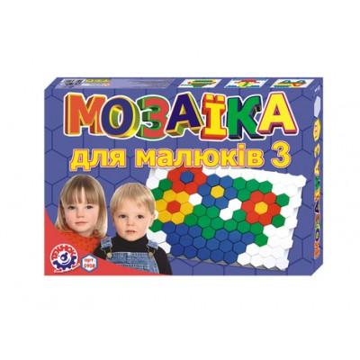 Игрушка Мозаика для малышей 3 ТехноК арт.0908 оптом