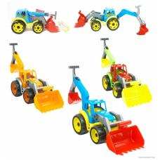 Трактор с двумя ковшами ТехноК (3671)