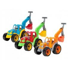 Трактор з ковшем ТехноК 3435