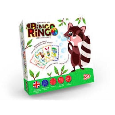 BINGO RINGO BINGO RINGO - это веселая, красочная настольная игра, которая подарит незабываемые впечатления и положительные эмоции