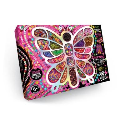 """Charming butterfly Будь яркой и модной! Придумай свой имидж на каждый день Набор креативного творчества """"Charming butterfly"""" поможет в создании оригинальных украшений!"""