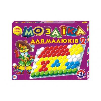 Игрушка Мозаика для малышей 2 ТехноК арт.2216 оптом