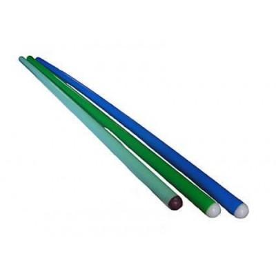 Палка гимнастическая 1100 мм, диаметр 27 оптом