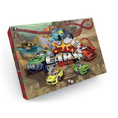Crazy Cars Rally Crazy Cars Rally — это увлекательная гонка супермашин, в которой вы соревнуетесь с другими участниками в скорости прохождения трассы