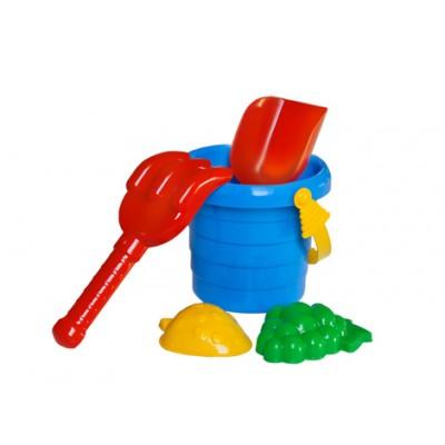 Игрушка Набор песочный Карапуз ТехноК  арт.2841 оптом
