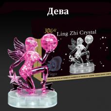 Новинка3D пазлы crystal puzzle (знаки зодиака)