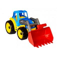 Транспортная игрушка Трактор ТехноК арт1721