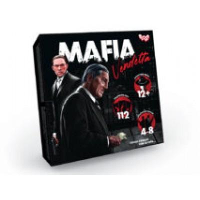 Mafia Vendetta MAFIA Vendetta - это абсолютно новый формат классической игры - еще больше интриги, динамики и веселья для большой компании!