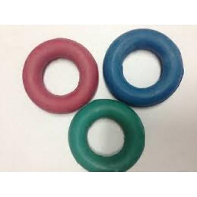 Эспандер кистевой резиновый маленький, цветной. оптом