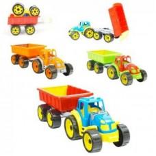 Трактор с прицепом Технок 3442 ТехноК