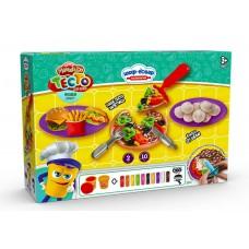 Тесто «Шеф-повар «Пицца» «MASTER DO» це креативна творчість, розроблений і призначена для дітей і дорослих Її унікальність полягає в складі самого матеріалу тіста