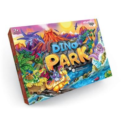 """Dino Park """"Dino Park"""" — это путешествие по невероятному миру динозавров, где вам предстоит пройти сложный и опасный путь"""