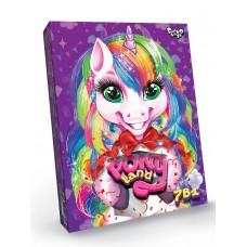 Pony Land 7в1 Pony Land содержит множество прелестных маленьких аксессуаров, которые непременно понравятся вашей малышке