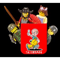 Конструктор Sluban (Слубан)