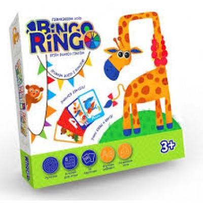 Настольная игра Bingo Ringo DANKO TOYS