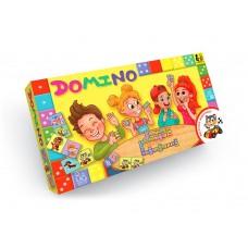 Домино Домино – это одна из самых известных настольных игр в мире, теперь в картинках!