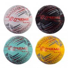 FP2101  Мяч футбольный FP2101 (32шт) Extreme Motion №5,PAK MICRO FIBER,350 гр,руч.сшивка,камера PU,MIX 4 цвета,Пакистан