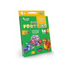 """Карточная игра """"Dino Fortuno"""" DANKO TOYS (UF-05-01)"""