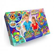 Набор 3 в 1 Big Creative Box Danko Toys 3+ Тесто для лепки Кинетический песок Орбис