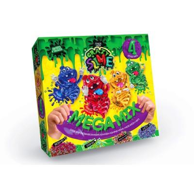 Crazy Slime Mega Mix - Danko Toys Danko Toys