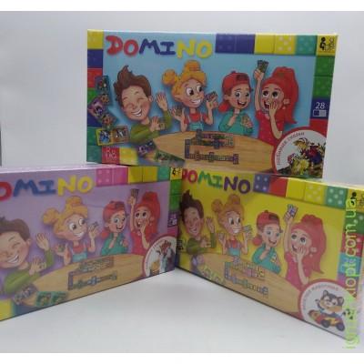 """Игра """"Domino"""" New, Danko Toys"""