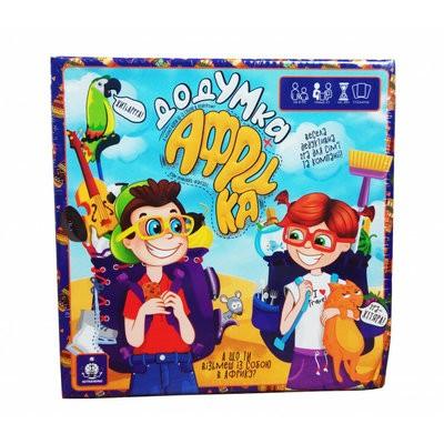 Карточная игра ДодУМка Африка