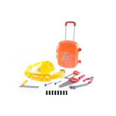 Набор инструментов в чемодане,ТехноК 5866,