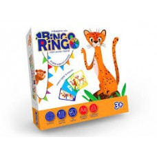 Развивающее лото Bingo Rongo GBR-01-01U Danko-Toys Украина