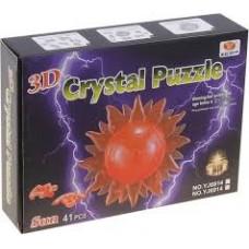 Пазлы Yongjun Toys YJ6914 Пазл 3D солнышко