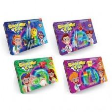 """Набор для опытов по химии """"Chemistry Kids"""" эконом CHK-02-01/04 /8 danko toys"""