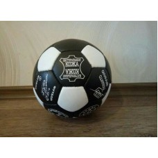 Мяч кожаный