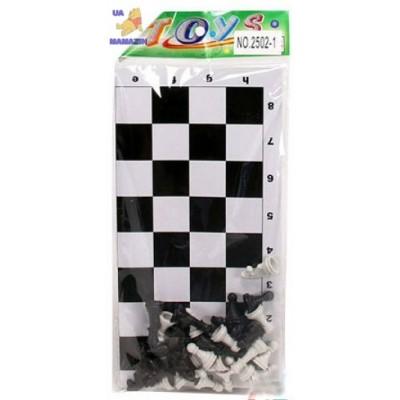 Шахматы, поле(картон)  