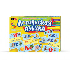 "Данко-Тойс ""Логическая азбука"" Рус"